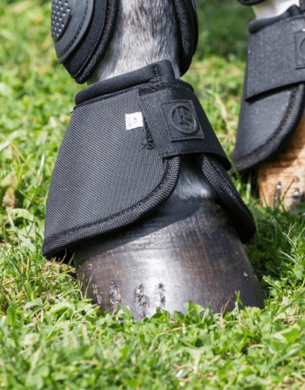 Hansbo Bell Boots BBS-000M-720148 Black Size Medium