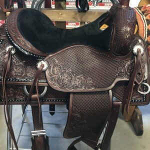 Bob's Ranch Versatility B20-543 Saddle 16 Seat