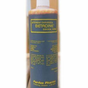 Betadine Solution 500ml 0778