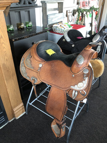 Dale Chavez Used Saddle 16