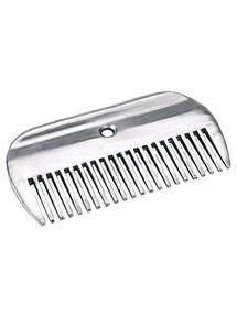 Aluminium Mane Comb 24407