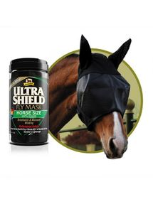 Fly Mask Small Horse Size