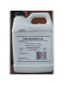 Fiebings 100% Pure Neatsfoot Oil 16 oz 0295